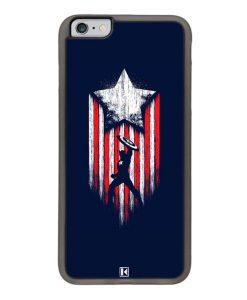 Coque iPhone 6 Plus / 6s Plus – Captain America