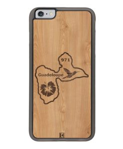 Coque iPhone 6 Plus / 6s Plus – Guadeloupe 971