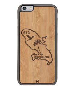 Coque iPhone 6 Plus / 6s Plus – Martinique 972