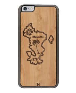 Coque iPhone 6 Plus / 6s Plus – Mayotte 976