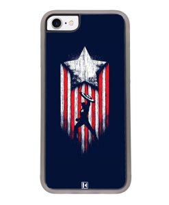 Coque iPhone 7 / 8 – Captain America