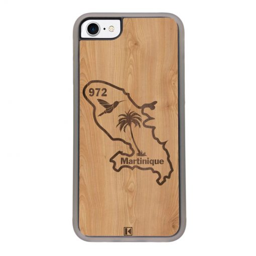 Coque iPhone 7 / 8 – Martinique 972