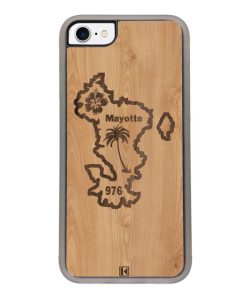 Coque iPhone 7 / 8 – Mayotte 976
