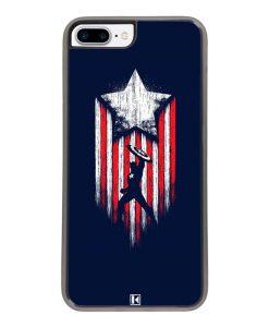 Coque iPhone 7 Plus / 8 Plus – Captain America