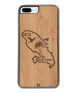 Coque iPhone 7 Plus / 8 Plus – Martinique 972