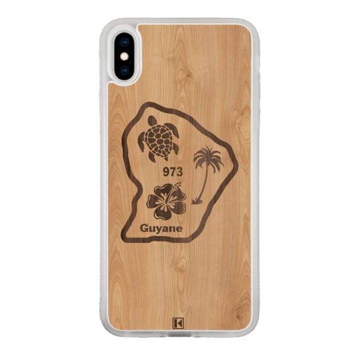Coque iPhone X / Xs – Guyane 973