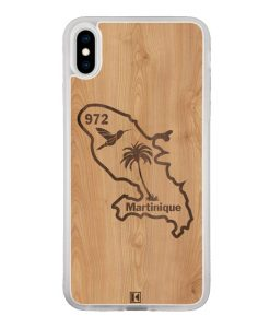 Coque iPhone X / Xs – Martinique 972