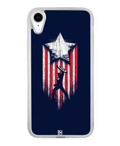 Coque iPhone Xr – Captain America