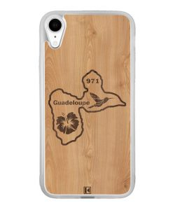 Coque iPhone Xr – Guadeloupe 971