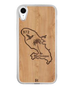 Coque iPhone Xr – Martinique 972