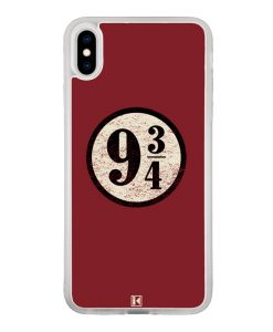 Coque iPhone Xs Max – Hogwarts Express