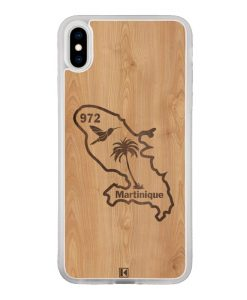 Coque iPhone Xs Max – Martinique 972