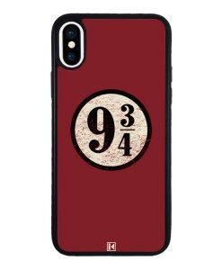 theklips-coque-iphone-xs-rubber-noir-hogwarts-express