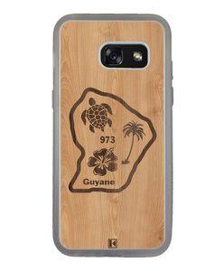 Coque Galaxy A3 2017 – Guyane 973