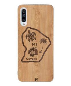 Coque Galaxy A50 – Guyane 973