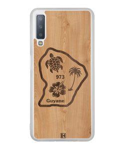 Coque Galaxy A7 2018 – Guyane 973