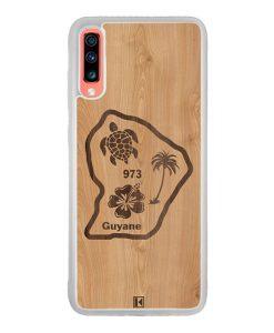 Coque Galaxy A70 – Guyane 973
