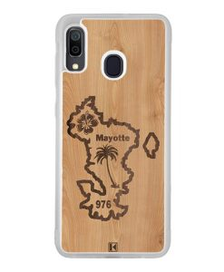 Coque Galaxy A30 – Mayotte 976