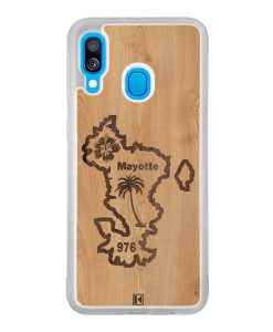 Coque Galaxy A40 – Mayotte 976