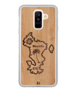 Coque Galaxy A6 Plus – Mayotte 976