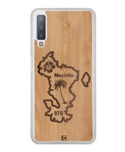 Coque Galaxy A7 2018 – Mayotte 976