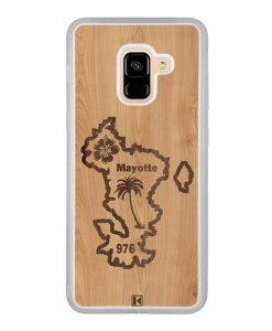 Coque Galaxy A8 2018 – Mayotte 976