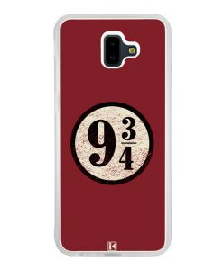 Coque Galaxy J6 Plus – Hogwarts Express