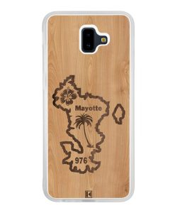 Coque Galaxy J6 Plus – Mayotte 976