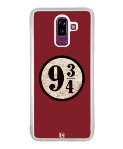 Coque Galaxy J8 2018 – Hogwarts Express
