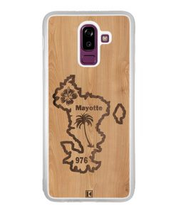 Coque Galaxy J8 2018 – Mayotte 976