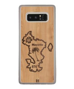 Coque Galaxy Note 8 – Mayotte 976