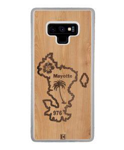Coque Galaxy Note 9 – Mayotte 976