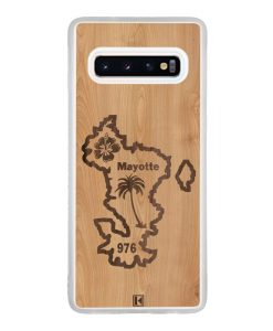 Coque Galaxy S10 – Mayotte 976