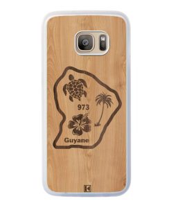 Coque Galaxy S7 Edge – Guyane 973