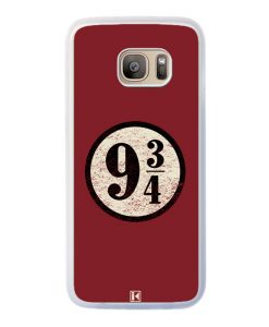 Coque Galaxy S7 Edge – Hogwarts Express
