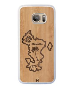 Coque Galaxy S7 Edge – Mayotte 976