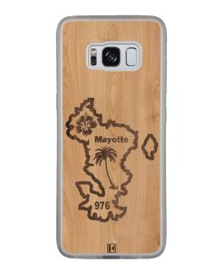 Coque Galaxy S8 – Mayotte 976
