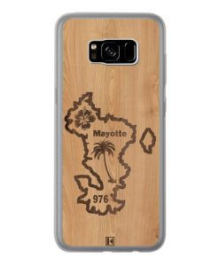 Coque Galaxy S8 Plus – Mayotte 976