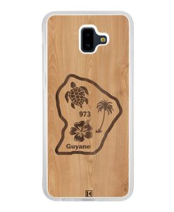 Coque Galaxy J6 Plus – Guyane 973