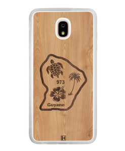 Coque Galaxy J7 2018 – Guyane 973