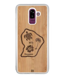 Coque Galaxy J8 2018 – Guyane 973