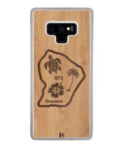 Coque Galaxy Note 9 – Guyane 973