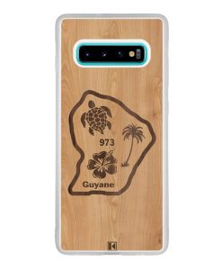 Coque Galaxy S10 Plus – Guyane 973
