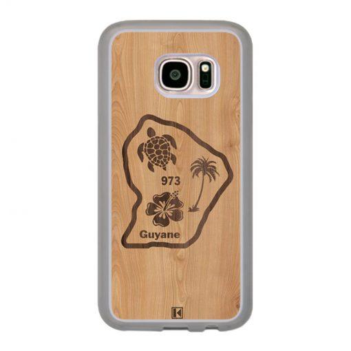 Coque Galaxy S7 – Guyane 973