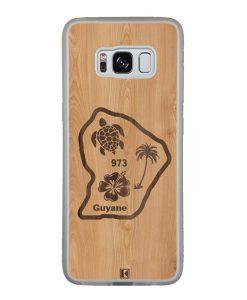 Coque Galaxy S8 – Guyane 973