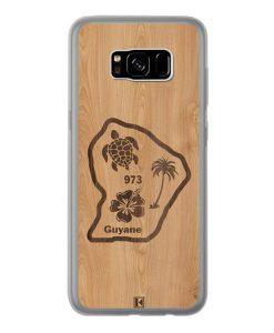 Coque Galaxy S8 Plus – Guyane 973