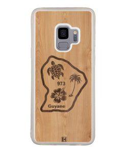Coque Galaxy S9 – Guyane 973