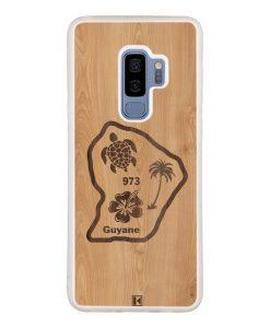 Coque Galaxy S9 Plus – Guyane 973