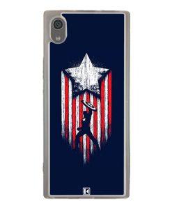 Coque Xperia XA1 – Captain America