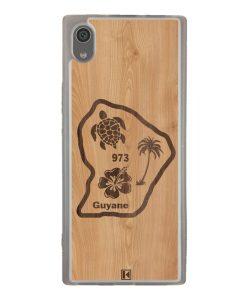 Coque Xperia XA1 – Guyane 973